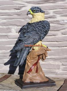 Habicht Adler Falke Figur Statue Fan Dekoration Aufstellfigur