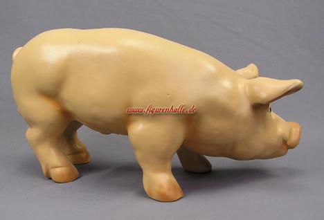 Tolles Deko Schwein als Figur - Vorschau 4