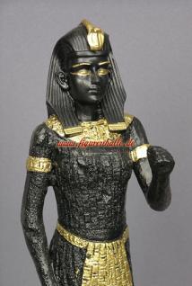 Ägyptische Statue schwarz - Vorschau 2