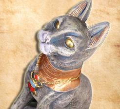 Ägyptische Katze Bastet - Vorschau 2