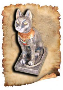Ägyptische Katze Bastet - Vorschau 1