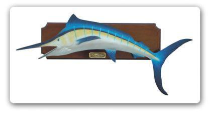 Blue Marlin Deko Figur Big Game Fischen Angeln