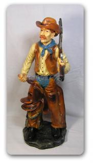 Western und Country Cowboy Aufstellfigur