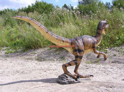 Velociraptor Rex Dino Park Figur Werbefigur Statue Skulptur Deko - Vorschau 4