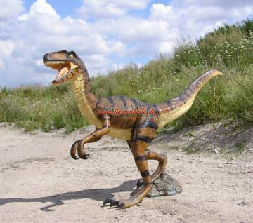 Tyrannosaurus Rex Dino Park Figur Werbefigur Statue Skulptur Deko