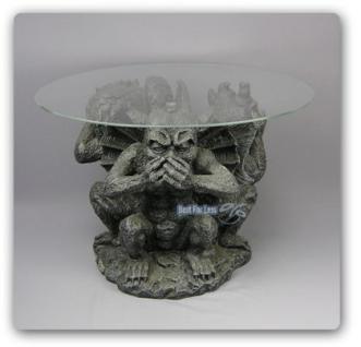 Gollumtisch Gollum Figur Dekofigur Tisch Möbel
