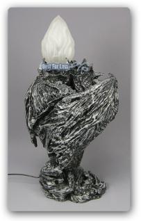 Drachenlampe - Drachenfigur Drachen Möbel Figur - Vorschau 3