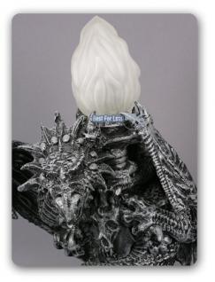 Drachenlampe - Drachenfigur Drachen Möbel Figur - Vorschau 2