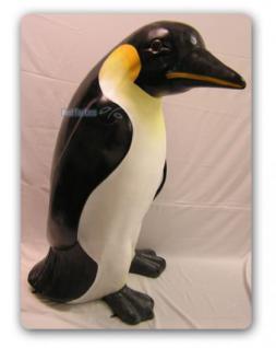 Pinguin Werbefigur Figur Dekoration Lebensgroß - Vorschau 1