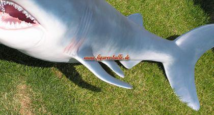 Hai Fisch Dekofigur für Maritime Dekoration - Vorschau 3
