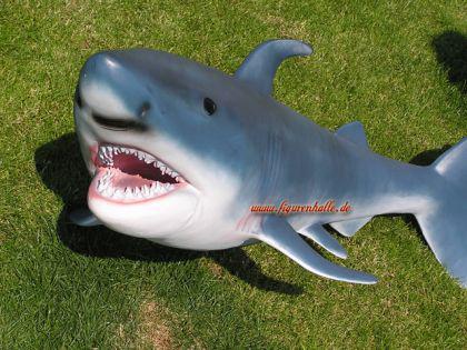 Hai Fisch Dekofigur für Maritime Dekoration - Vorschau 2
