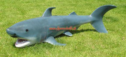 Hai Fisch Dekofigur für Maritime Dekoration - Vorschau 1