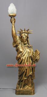 Freiheitsstatue Liberty Figur Aufstellfigur Lampe - Vorschau 2