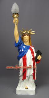 Freiheitsstatue Liberty Figur als Stehleuchter - Vorschau 2