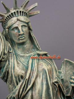 Freiheitsstatue Liberty Figur Aufstellfigur Lampe - Vorschau 5