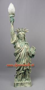 Freiheitsstatue Liberty Figur Aufstellfigur Lampe - Vorschau 3