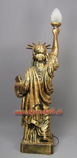 Freiheitsstatue Liberty Figur als Stehleuchter - Vorschau 5