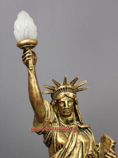 Freiheitsstatue Liberty Figur als Stehleuchter - Vorschau 4