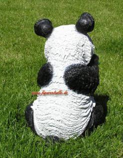 Pandabär Dekofigur oder Aufstellfigur Dekoration - Vorschau 4