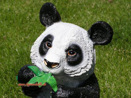 Pandabär Dekofigur oder Aufstellfigur Dekoration - Vorschau 1
