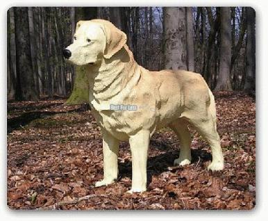 Labrador Retriever Figur Fan Deko Artikel Statue - Vorschau 1
