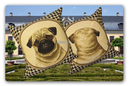 mops dalmatiner deko kissen sofakissen fan deko kaufen bei helga freier. Black Bedroom Furniture Sets. Home Design Ideas