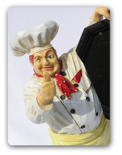 Koch Werbefigur als Werbeaufsteller für Gastro - Vorschau 2