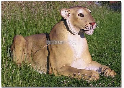 Liegender Löwe als Deko- oder Werbefigur - Vorschau 2