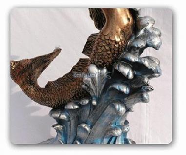 Meerjungfrau als Tisch Maritime Dekoration Figur - Vorschau 3