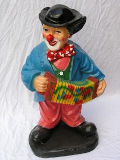 Clown Figur Dekoration Statue