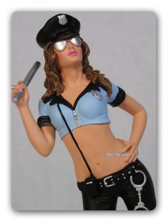 Erotik Figur Erotische Drkoration Statue Us Cop - Vorschau 1