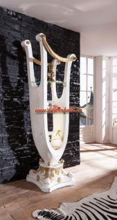 Romantisches Regal Vitrine Antik Stuck Barock - Vorschau 1
