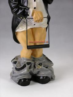 Toilettenpapierhalter Bad Wc Ständer Klopapierhalter Figur Dekoration - Vorschau 4