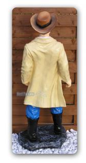 Marschall Cowboy Dekofigur Western Figur Statue - Vorschau 2
