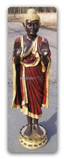 Buddha Siddhartha Gautama Figur Statue Skulptur - Vorschau 2