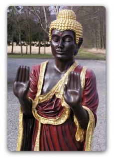 Buddha Siddhartha Gautama Figur Statue Skulptur - Vorschau 1