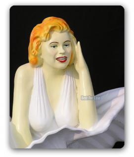 Marilyn Monroe Dekofigur Aufstellfigur 50s Deko - Vorschau 2