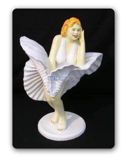 Marilyn Monroe Dekofigur Aufstellfigur 50s Deko