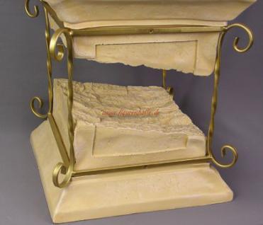 Tisch Säule Römische Grichische Couchtisch Deko - Vorschau 2