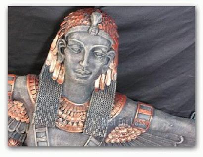 Wandgarderobe in ägyptischer Optik - Vorschau 3