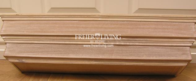 Holz Wandregal aus Holz Shabby Chic Desgin Home Romantisch - Vorschau 2