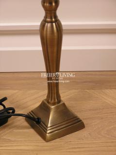 tischleuchte tischlampe deko bronze antik optik art deco kaufen bei helga freier. Black Bedroom Furniture Sets. Home Design Ideas