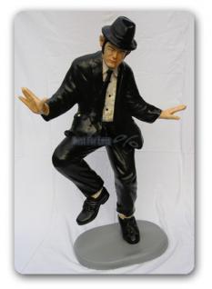 the blues brothers dekofiguren figur figuren gro kaufen. Black Bedroom Furniture Sets. Home Design Ideas