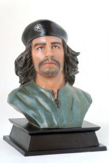 Che Guevara Figur Büste Dekofigur Figur Statue - Vorschau 1