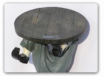 Charles Chaplin Tisch Dekofigur Statue - Vorschau 3