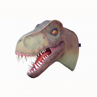 Dinosaurier Tyrannosaurus-Rex Kopf Dekofigur