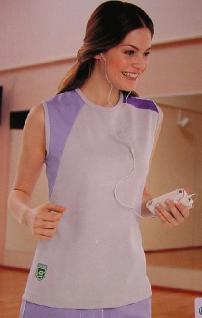 Laufshirt oder Fitnessshirt für Damen - Vorschau