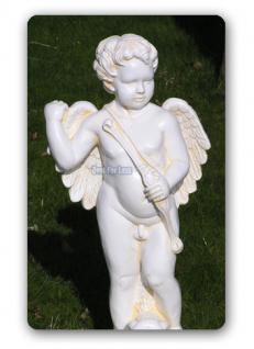 Engel Engelchen Gartenfigur Figur Garten Deko