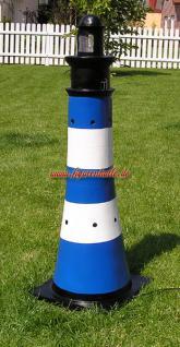 Leuchtturm Maritime Garten Dekoration Deko Figur - Vorschau 3