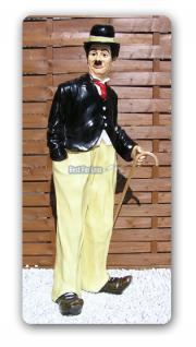 Charles Chaplin Figur Dekofigur Bar Kneipe Gastro - Vorschau 2